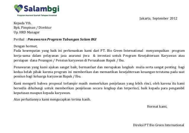 Proposal salam bgi Slide 3