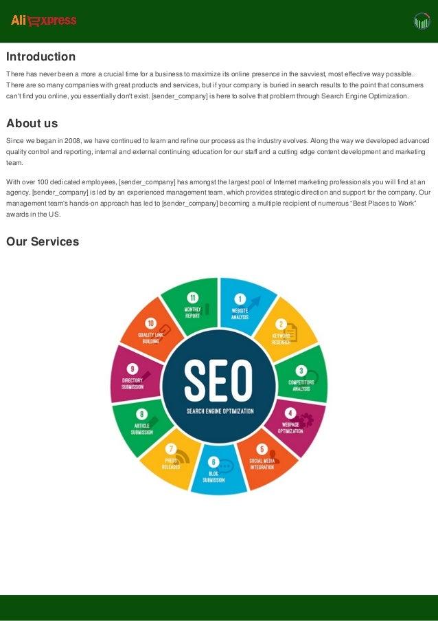 Automated SEO proposal  Slide 2