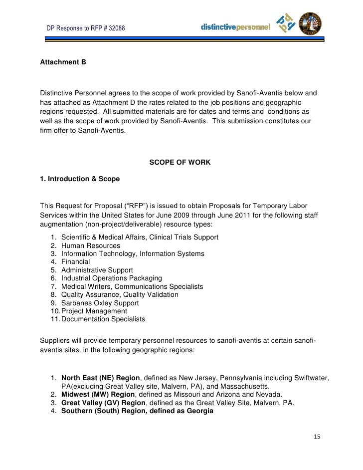 Proposal Sample Jc Noguera – Job Proposal Sample