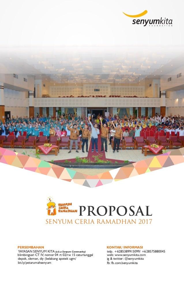 KONTAK/ INFORMASI telp. +6285389915099/ +628575880045 web: www.senyumkita.com ig & twitter: @senyumkita fb: fb.com/senyumk...