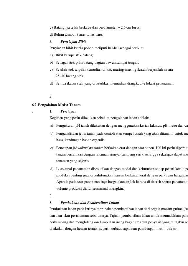 Proposal Usaha Budidaya Tanaman Pangan Kacang Tanah
