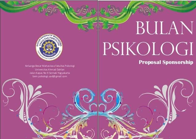 proposal sponsorship bulan psikologi