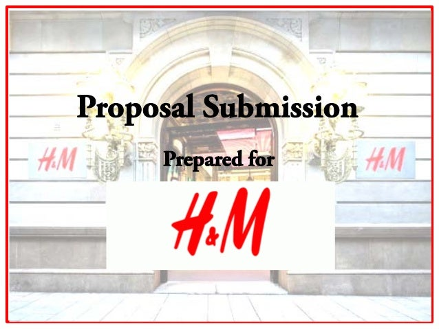 "Problem Definition:    According to a study conducted by Global InSites Consulting, H&M is considered to be    ""cool"" bran..."