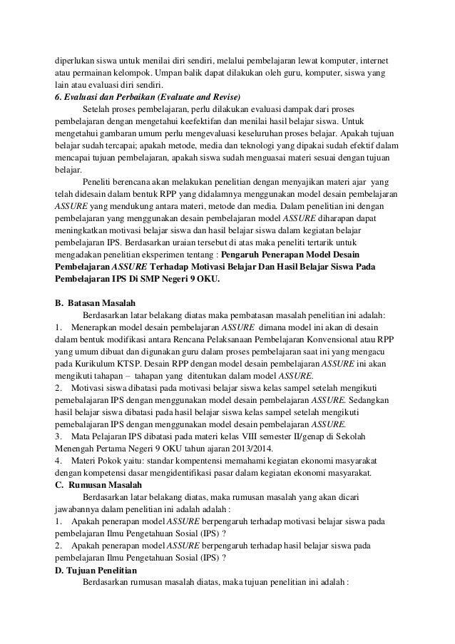 Contoh Proposal Tesis Akuntansi Kualitatif Dental