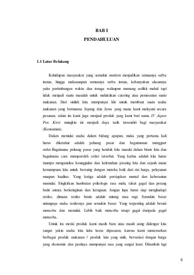 Doc Proposal Batik Docx Muhammad Wibowo Academia Edu