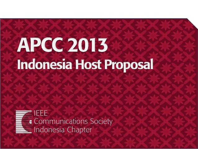 Established in 1988• In 2013, we will celebrate 25 Years of IEEE Indonesia SectionActivities•   Coordinating professional ...