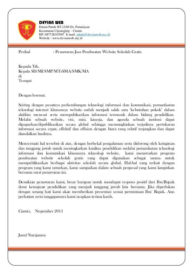 Doc Proposal Skripsi Pembuatan Website Sekolah Zikri Alfan Academia Edu