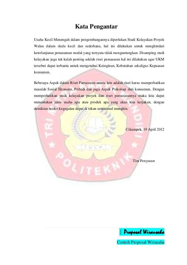 Contoh Proposal Seminar Kewirausahaan Pdf Printer Uploadcrise
