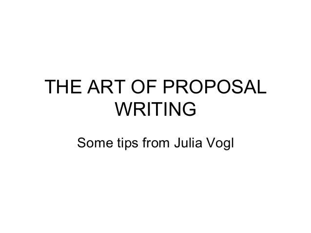 Write a Better Artist Grant Application in 15 Steps