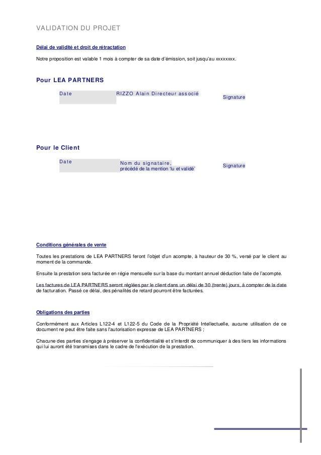Exemple De Proposition Egrh Avant Audit