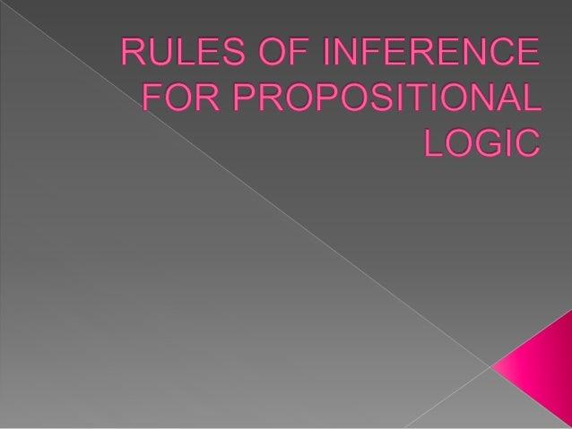 Propositions - Discrete Structures  Slide 3