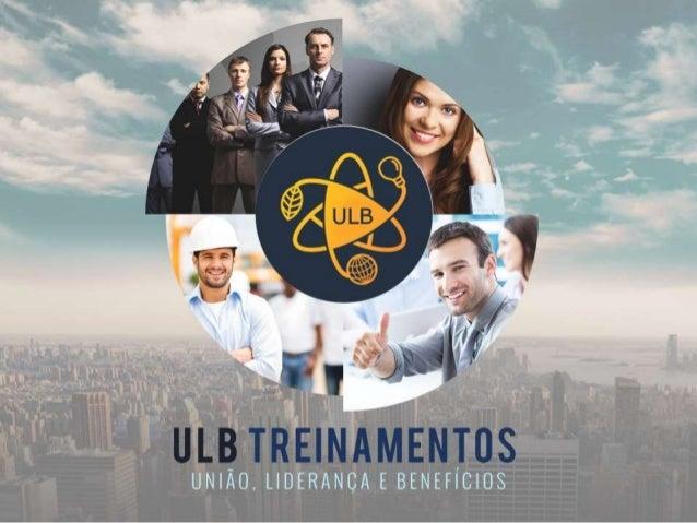Proposta para Empresas - ULB Treinamentos