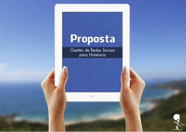 Proposta de Gestão de Redes Sociais para Hotelaria