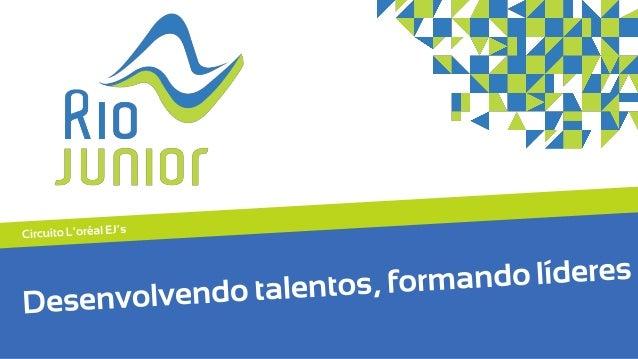 Federação das Empresas Juniores do Estado do Rio de Janeiro Movimento Empresa Júnior Quando o todo é maior que a soma das ...