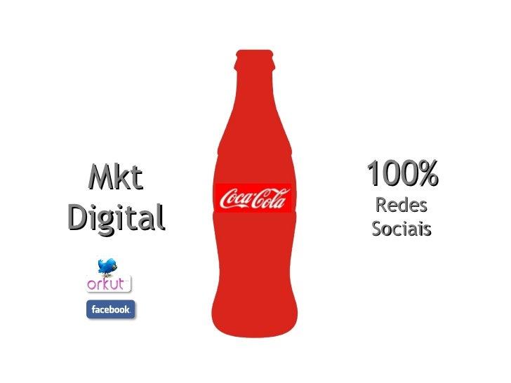 Mkt Digital 100% Redes Sociais