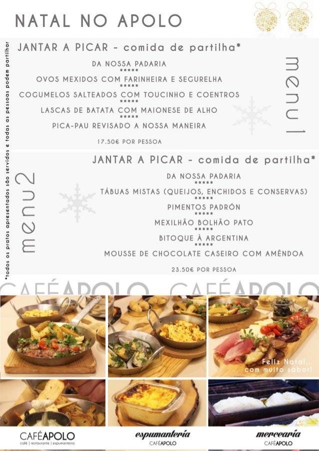 NATAL NO APOLO  JANTAR A PICAR - comida de parfi| ha* DA NOSSA PADARIA  #####  OVOS MEXIDOS COM FARINHEIRA E SEGURELHA  ##...