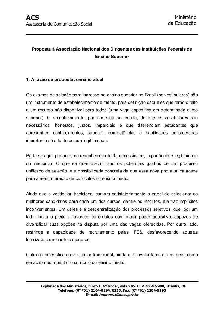 ACS                                                                               MinistérioAssessoria de Comunicação Soci...