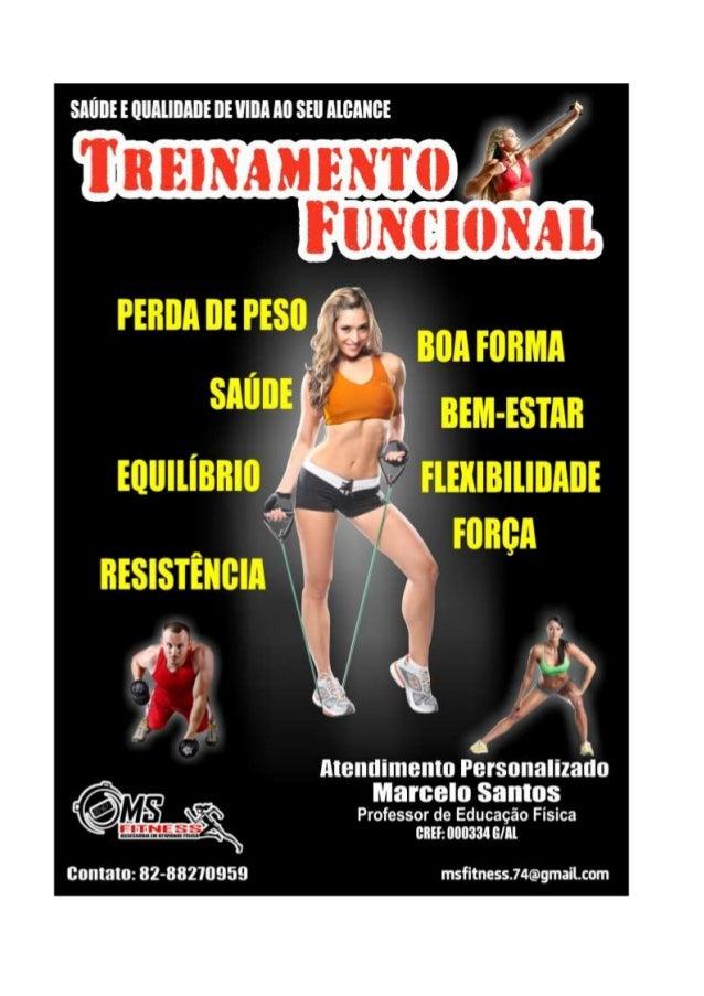 Proposta para Implantação de Programa Atividade Física para Comunidade Marcelo dos Santos Silveira Graduado em Educação Fí...