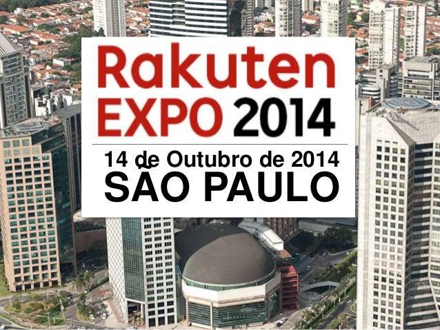 14 de Outubro de 2014 SÃO PAULO