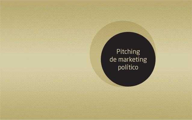Pitching de marketing político