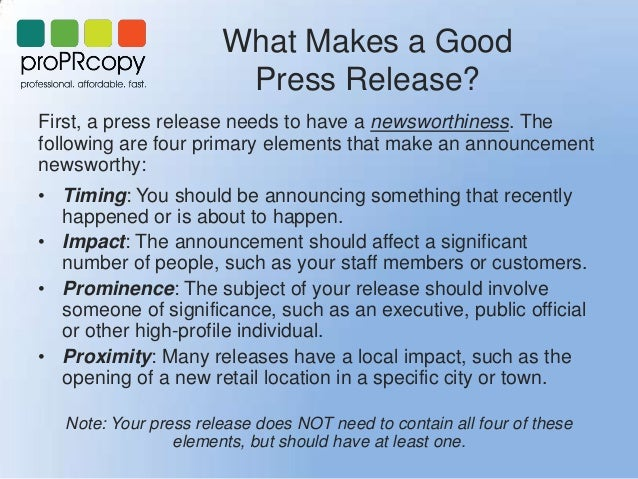 press release service Key factors that enabled this firm to rank as a top 6 press release distribution service one of 2017's best press release distribution sites and press.