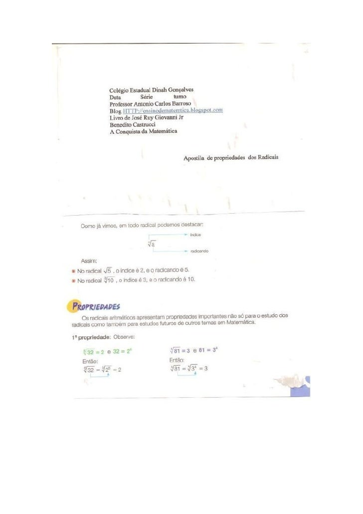Professor Antonio Carlos Carneiro Barrosoaccbarroso@hotmail.comSalvador-Bahia