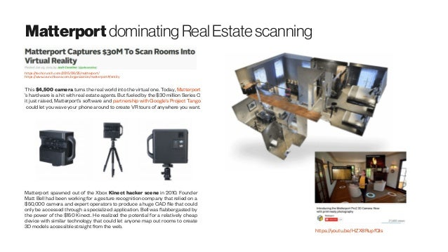 Emerging 3D Scanning Technologies for PropTech
