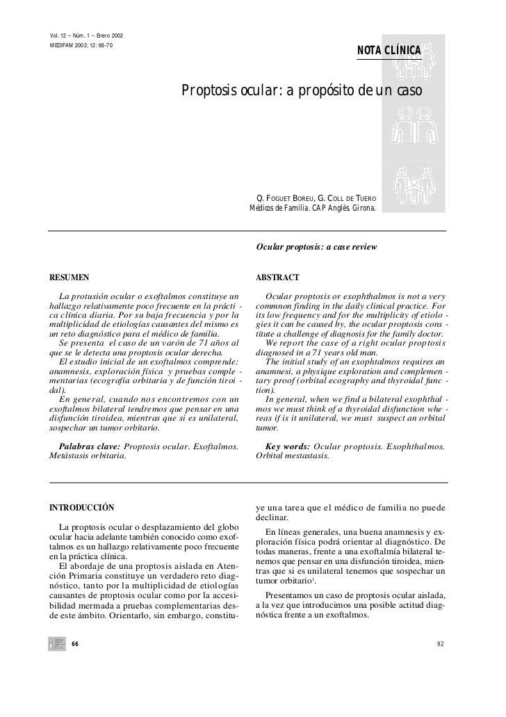 Vol. 12 – Núm. 1 – Enero 2002MEDIFAM 2002; 12: 66-70                                                                      ...