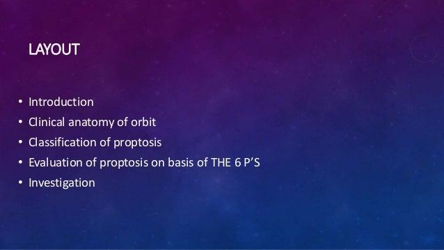 proptosis Slide 2