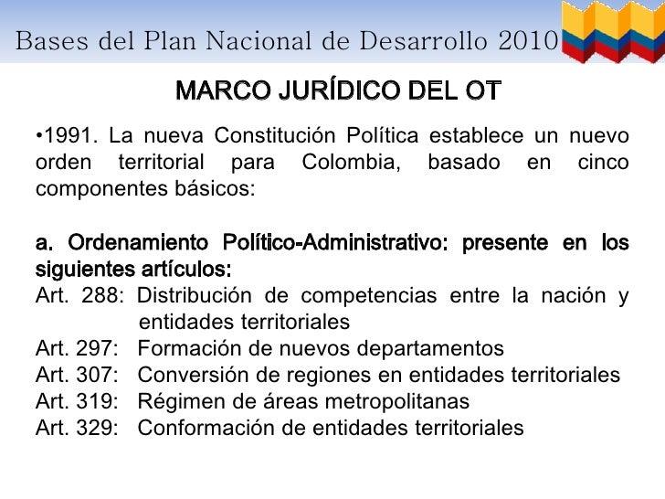 Propuesta alternativa ordenamiento territorial pedro julio for 4 usos del suelo en colombia