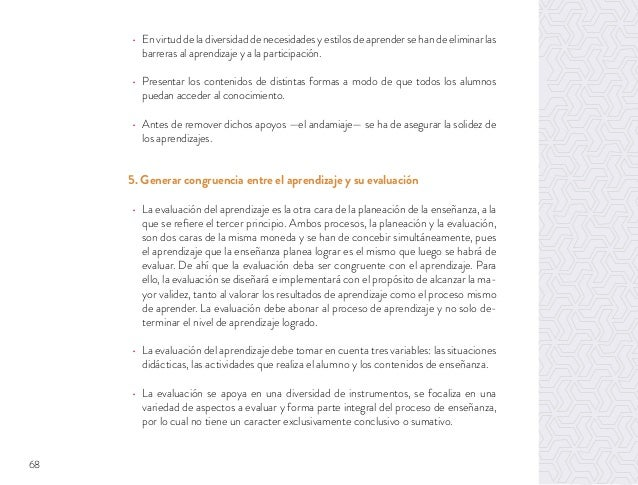 Propuesta Curricular Educación Básica 2016