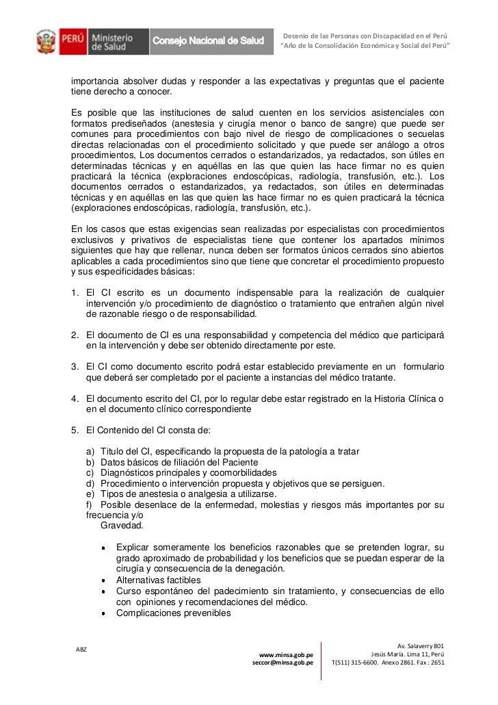 Perfecto Plantilla De Formulario De Consentimiento Quirúrgico Molde ...