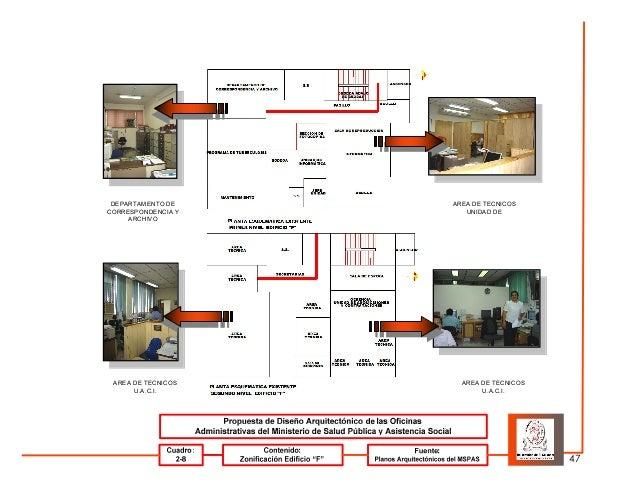 Propuesta de dise o arquitect nico de las oficinas for Diseno de oficinas administrativas