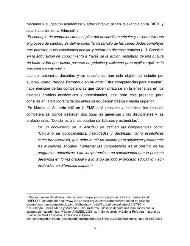 """7 Nacional y su gestión académica y administrativa tienen relevancia en la RIEB y su articulación en la Educación. """"El con..."""