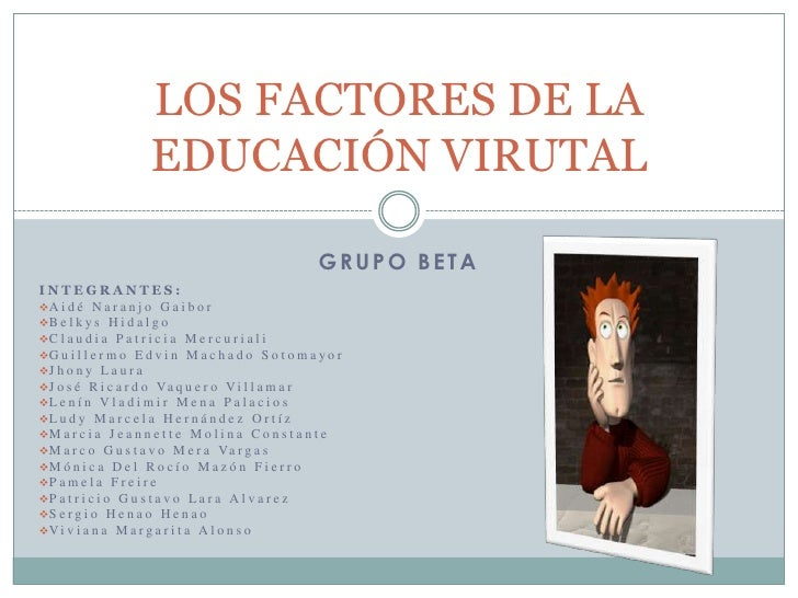 GRUPO BETA <br />INTEGRANTES: <br /><ul><li>Aidé Naranjo Gaibor