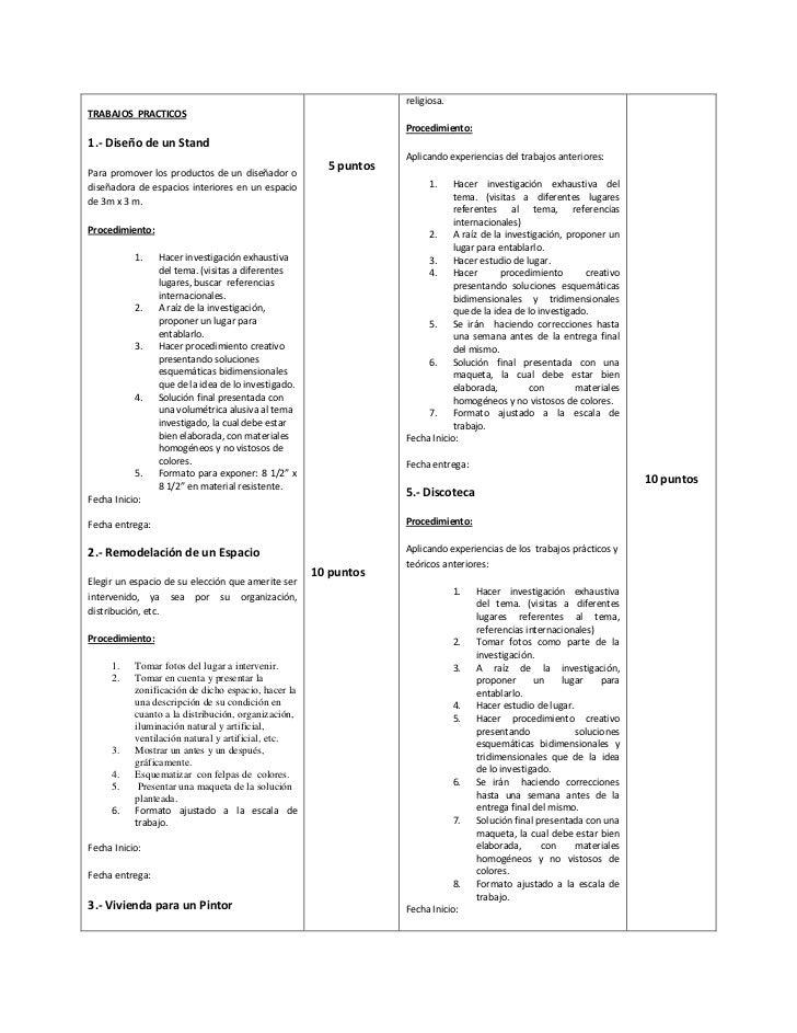 Propuesta de programa diseno de interiores for Programa para hacer diseno de interiores
