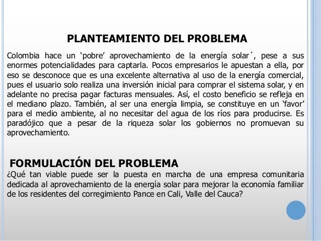 Proyecto De Inplementacion De Panele Solares
