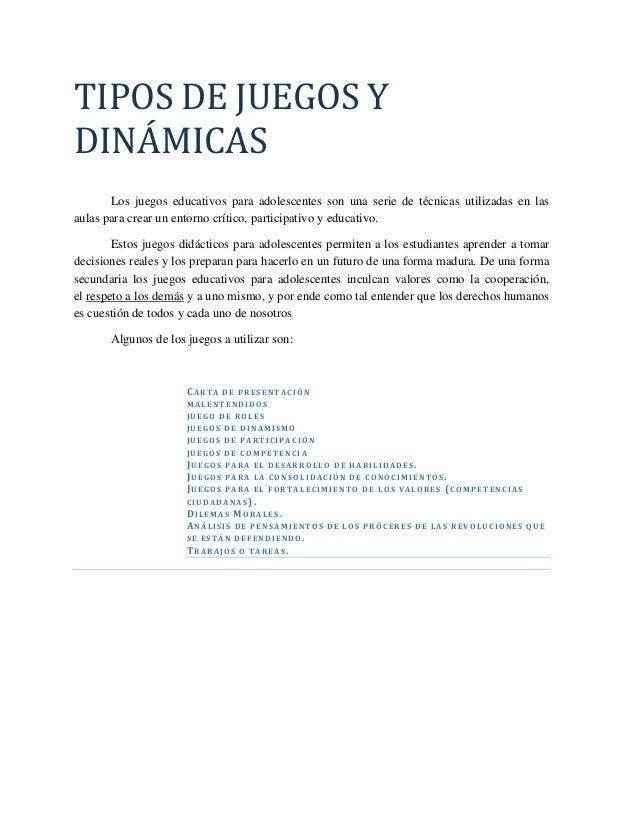 Propuesta Didactica Derechos Humanos 2014
