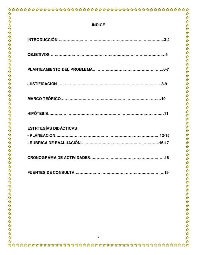 2 ÍNDICE INTRODUCCIÓN………………………………………………………………………..3-4 OBJETIVOS………………………………………………………………………………5 PLANTEAMIENTO DEL PROBLEMA…...