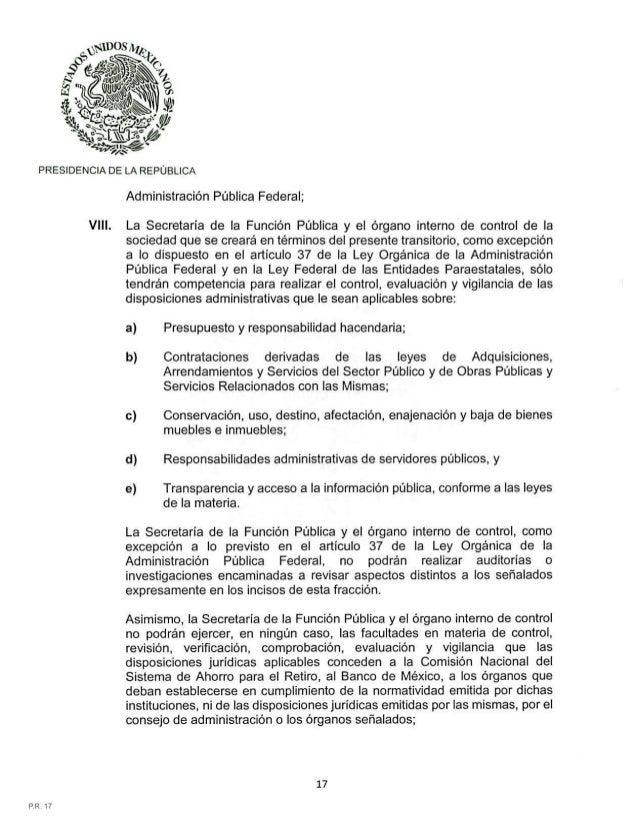 Propuesta De Reforma Ley Del Issste Escisi N Del