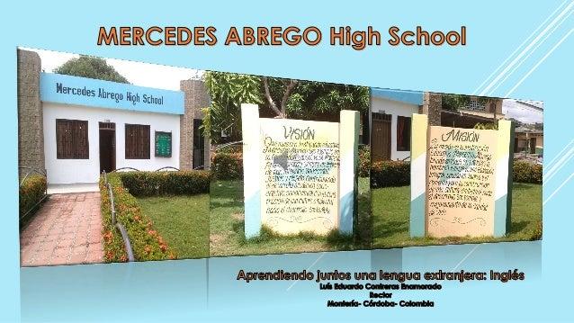 Institución Educativa Mercedes Abrego