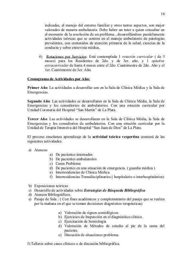 Propuesta para la instructoría de clínica médica. dr. efrain salvioli