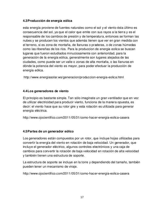 Propuesta para la transformacion de energia eolica a electrica 17 43 produccin de energa elica altavistaventures Image collections