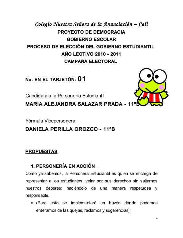 Propuestas candidata 01 02 grados once for Actividades para jardin infantil
