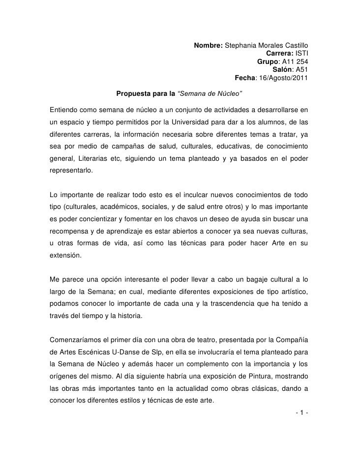 Nombre: Stephania Morales Castillo<br />Carrera: ISTI<br />Grupo: A11 254<br />Salón: A51<br />Fecha: 16/Agosto/2011<br />...