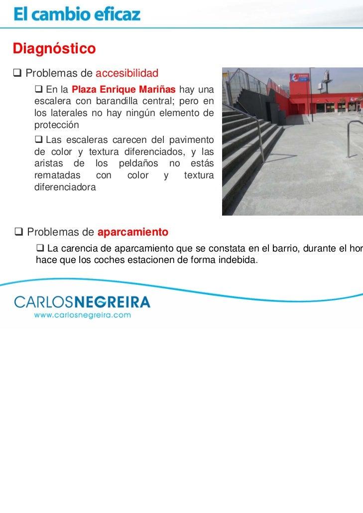 Propuestas del Partido Popular para el barrio de Matogrande Slide 2