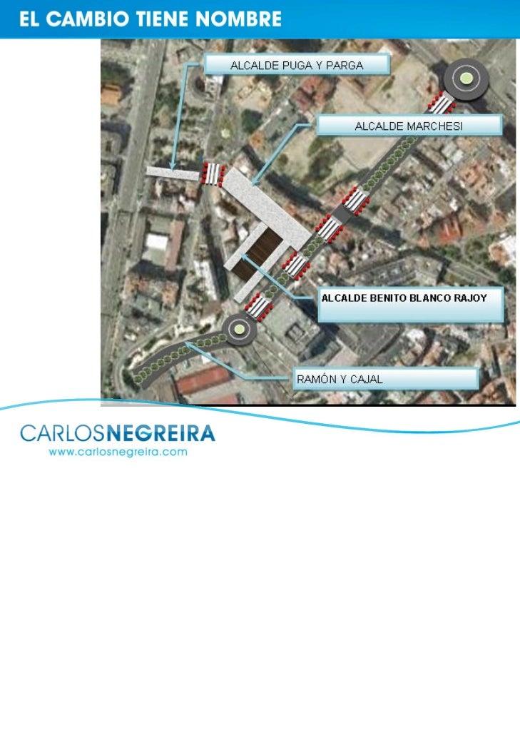 Diagnóstico Acceso peatonal a la Estación de autobuses por la C/ Caballeros      Único acceso peatonal a la Estación de au...