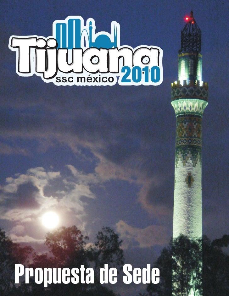 Propuesta Tijuana