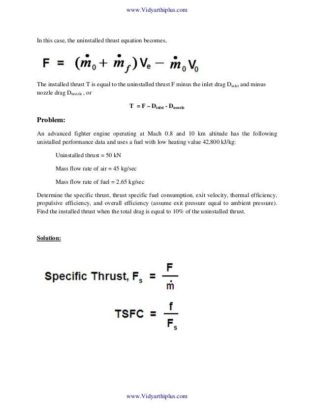 Propulsion 2 notes