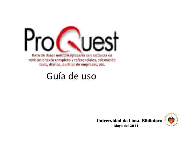 Base de datos multidisciplinaria con artículos de revistas a texto completo y referenciales, además de tesis, diarios, per...
